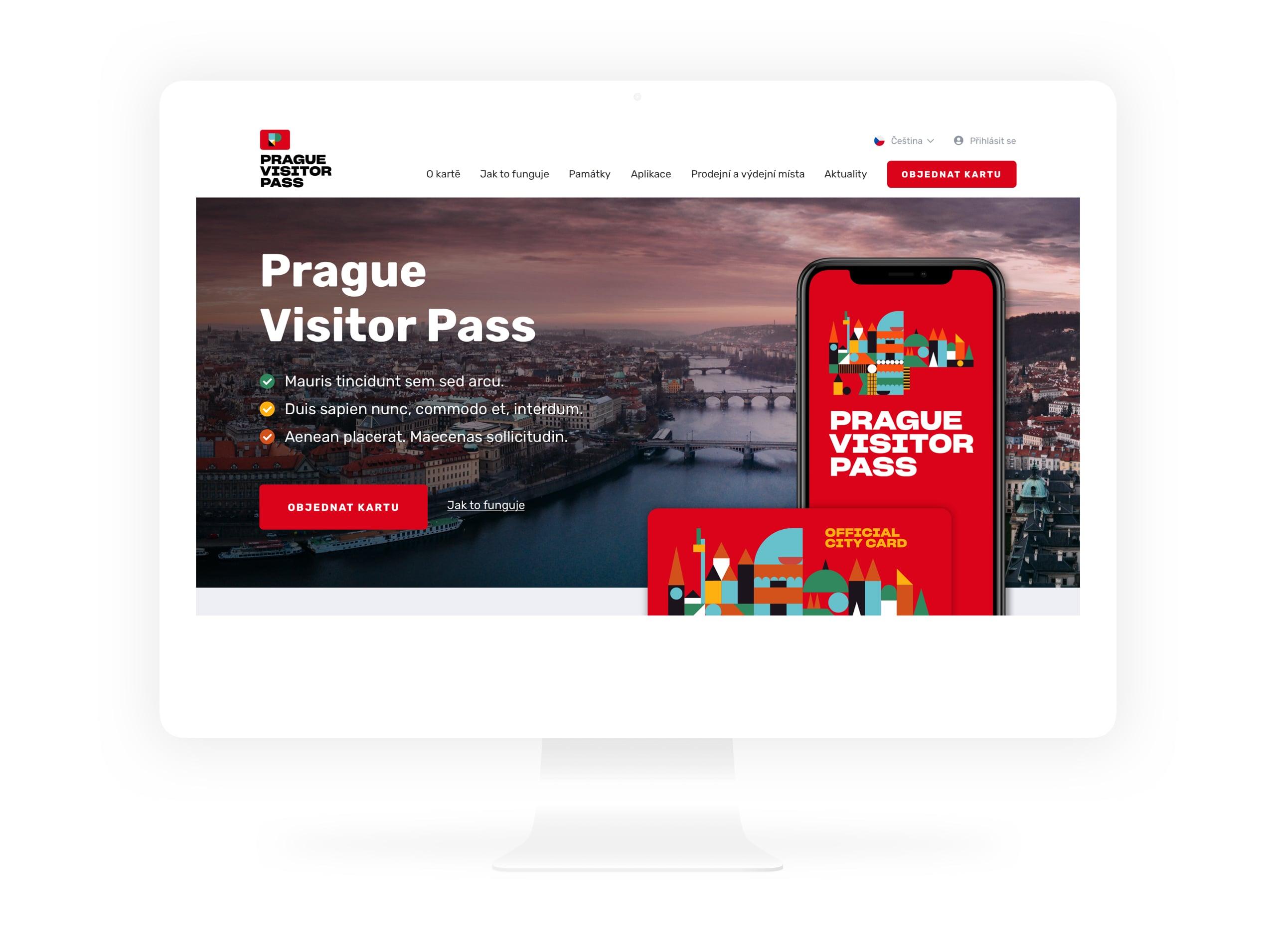Prague Visitor Pass
